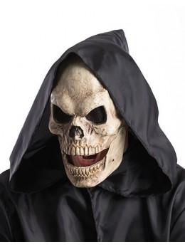 Masque de squelette machoire articulée