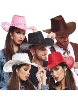 10 chapeaux cowboy texas