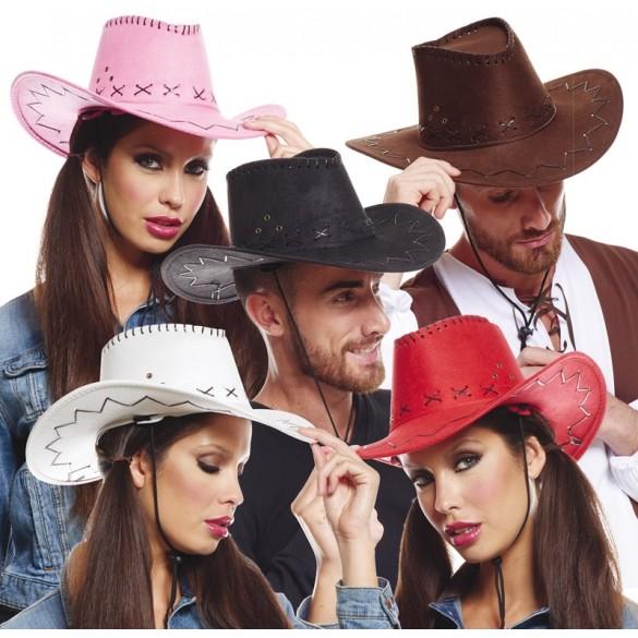 Pack 10 chapeau cowboy Texas
