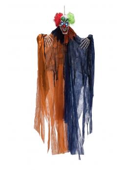 Déco clown assassin 170cm