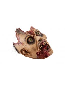 Déco tête zombie