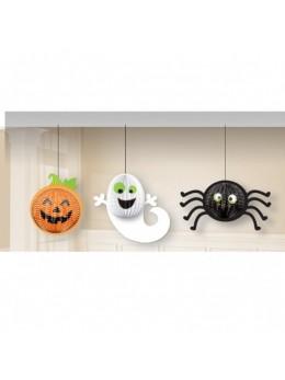 3 décorations halloween