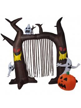 Décor Halloween gonflable 2m40