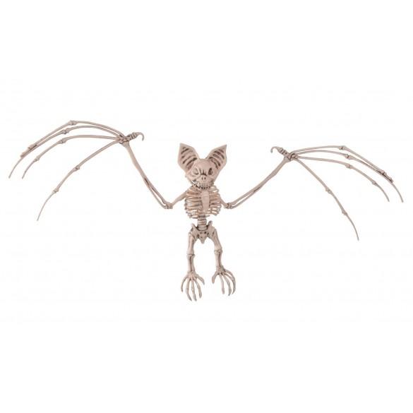 Déco squelette de chauve souris