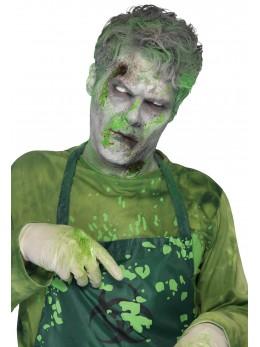 sang de zombie vert