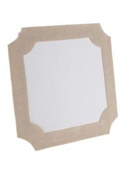 marque table cadre coton