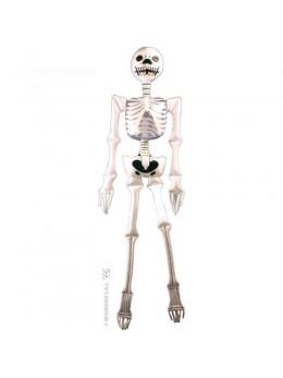 Squelette géant gonflable