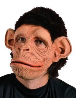 """Masque latex adulte """"Chimpanzé"""""""