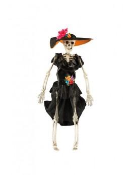 Squelette Dia De Los Muertos femme