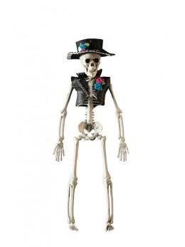 Squelette Dia De Los Muertos homme