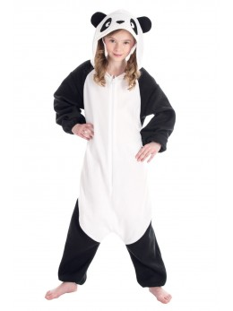 Déguisement kigurumi Panda enfant