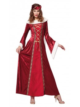 Déguisement Reine Moyen-Age