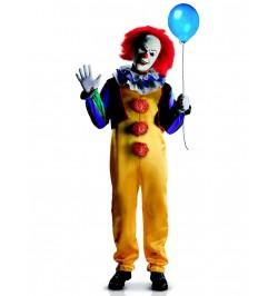 déguisement clown méchant ça