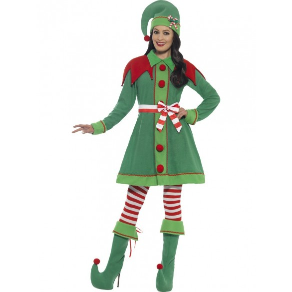 Noel Costume Elfe Costume Femme Elfe m8nN0w