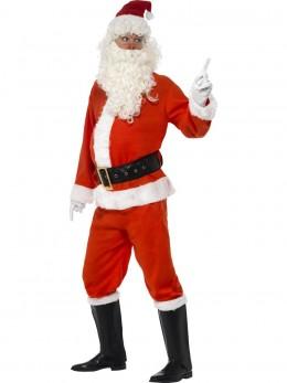 Déguisement Père Noel coton