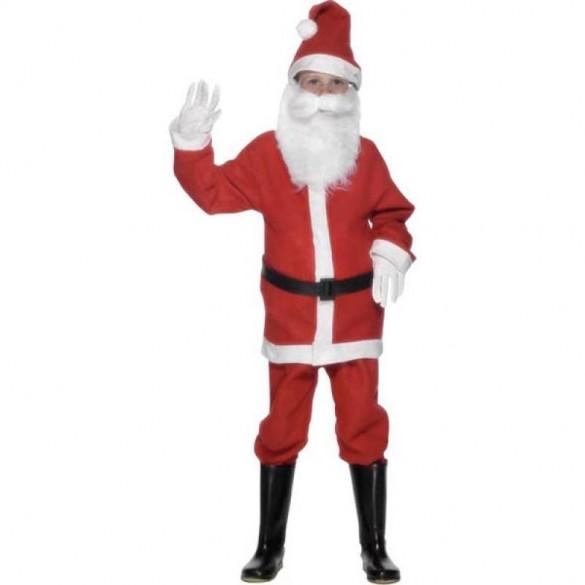 Costume Père Noel enfant