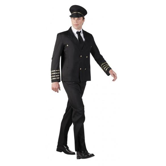 costume de pilote d'avion