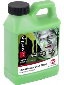 Faux sang vert 236.5 ml