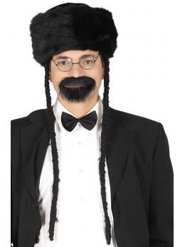 Toque fourrure coiffe orthodoxe