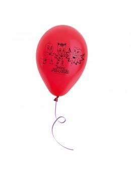 8 ballons Pjmasks 30cm