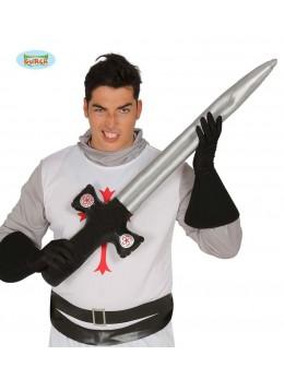 Epée de chevalier gonflable