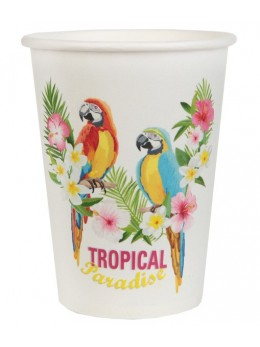 Serviettes tropical