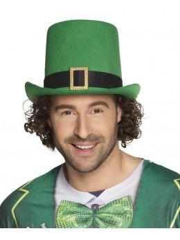 Chapeau haut-de-forme de la Saint Patrick