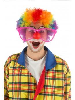 Lunettes géante de clown
