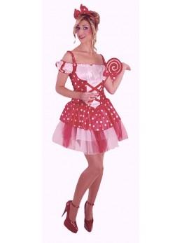 Déguisement miss Candy