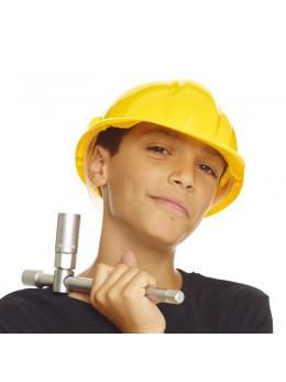 Casque de chantier enfant