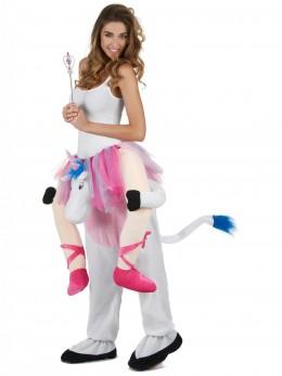 Déguisement Carry Me danseuse sur licorne