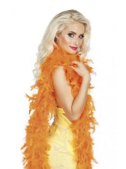 boa plumes orange