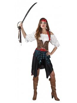 Epée de pirate luxe