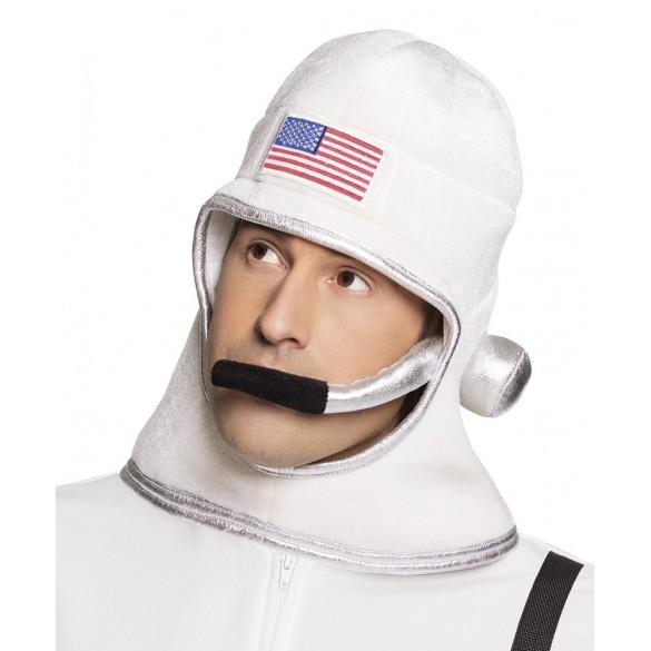 Chapeau cosmonaute tissu