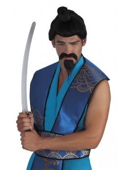 moustache et bouc chinois
