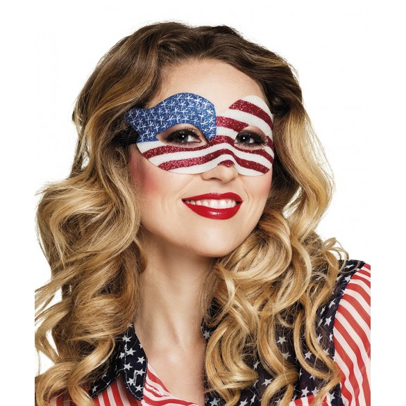 Masque loup USA