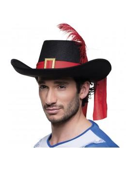 chapeau de mousquetaire