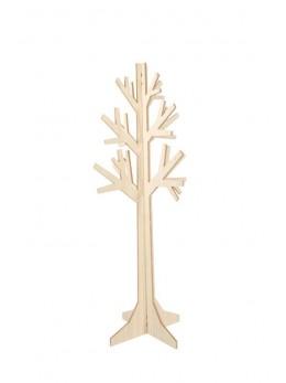 Déco arbre en bois 120cm