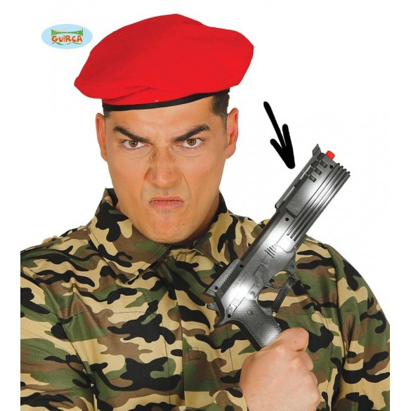 Pistolet militaire géant