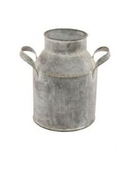 Pot à lait en zinc 14cm
