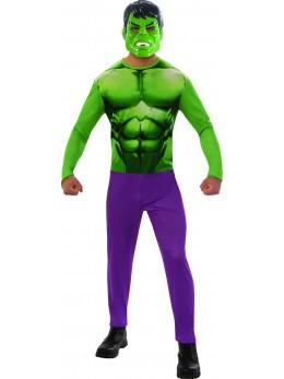Déguisement adulte Hulk