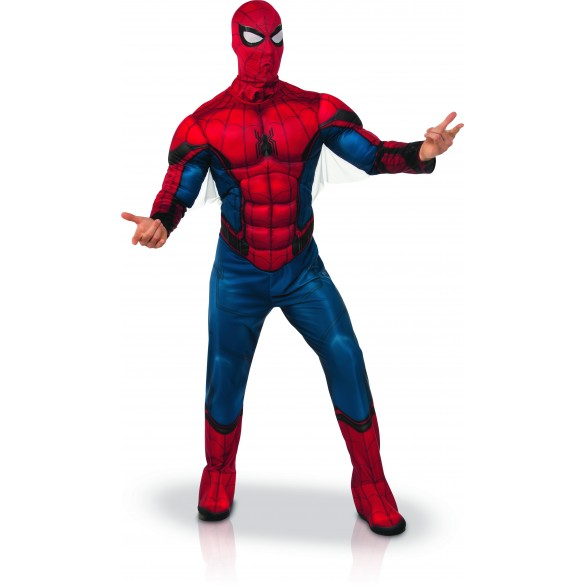 Déguisement Spiderman Homecoming deluxe