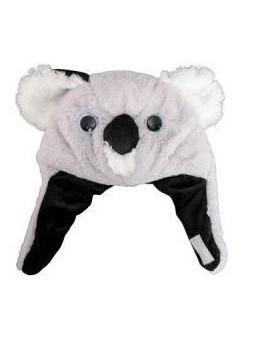 Bonnet fourrure Koala