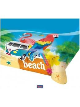 Nappe pliée beach