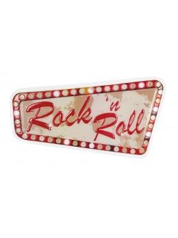 Décor plastique Rock'n roll