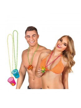 Collier shooter Hawaï adulte