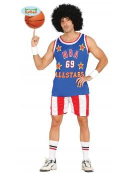 déguisement basketeur américain