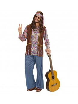 Déguisement homme Hippie psychédélique