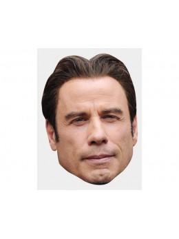 Masque carton John Travolta