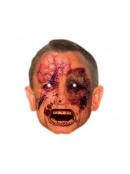 Masque carton Daniel Craig zombie